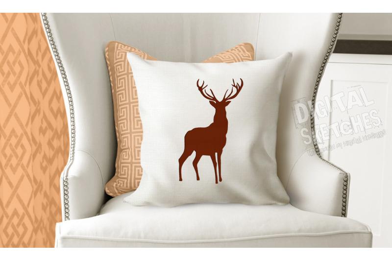 deer-machine-embroidery-design-set-wild-forest-animals-frame-bundle