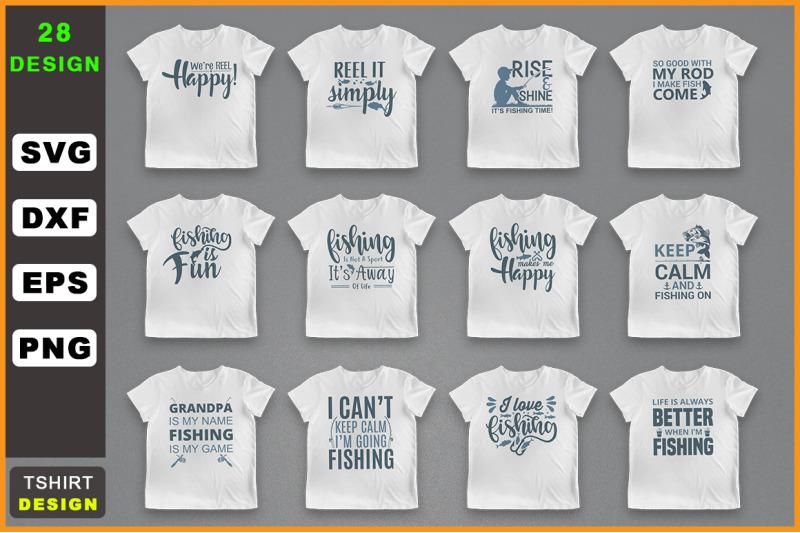 Download Fishing T Shirt Design Svg Mega Bundle By Teewinkle Thehungryjpeg Com