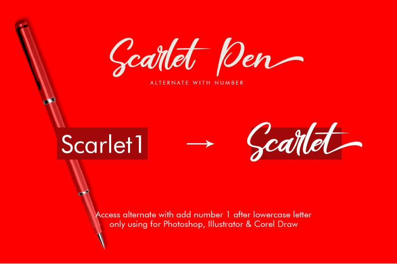 scarlet-pen-script