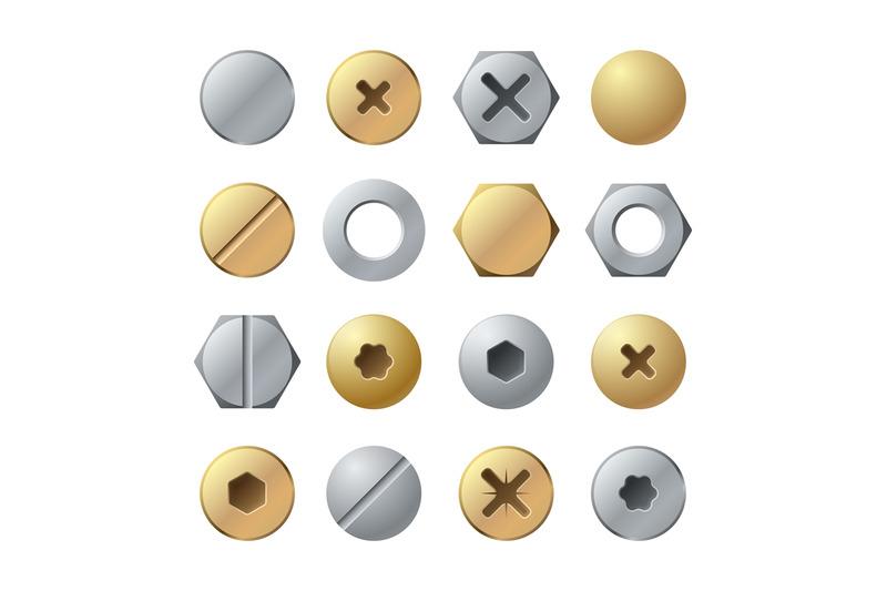 bolt-heads-metal-head-pin-nail-rivet-brass-screw-industrial-top-vie
