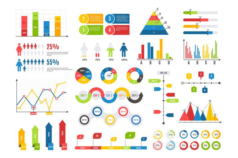 infographics-chart-set-charts-result-graphs-icons-statistics-financia