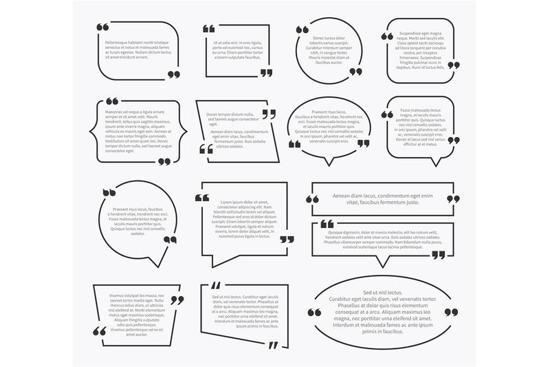 quote-boxes-quotation-sentence-box-design-idea-paragraph-marks-comme