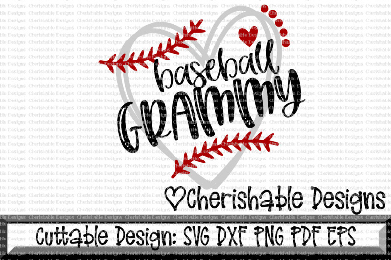 baseball-grammy-heart-cutting-file