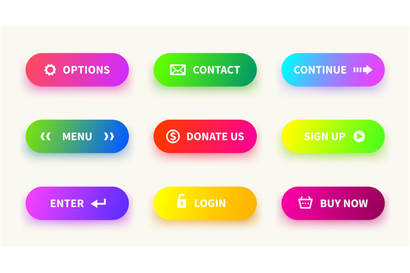 action-gradient-button-learn-more-web-ui-navigation-buttons-mobile-g