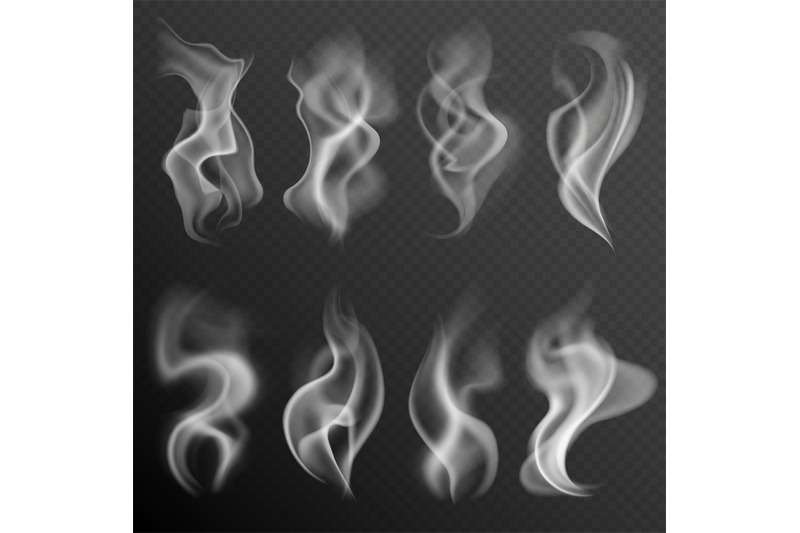 realistic-smoke-white-food-steam-hookah-hot-tea-coffee-smoke-texture