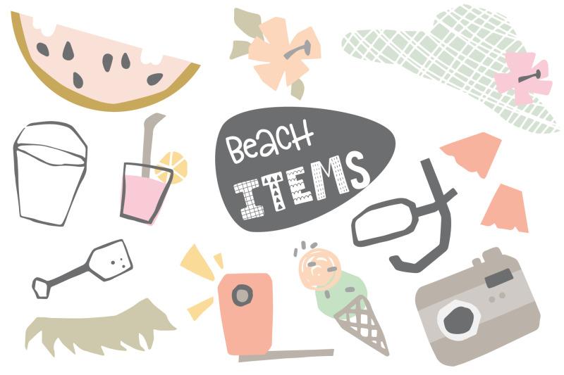 dinosaurs-on-the-beach-kids-vector