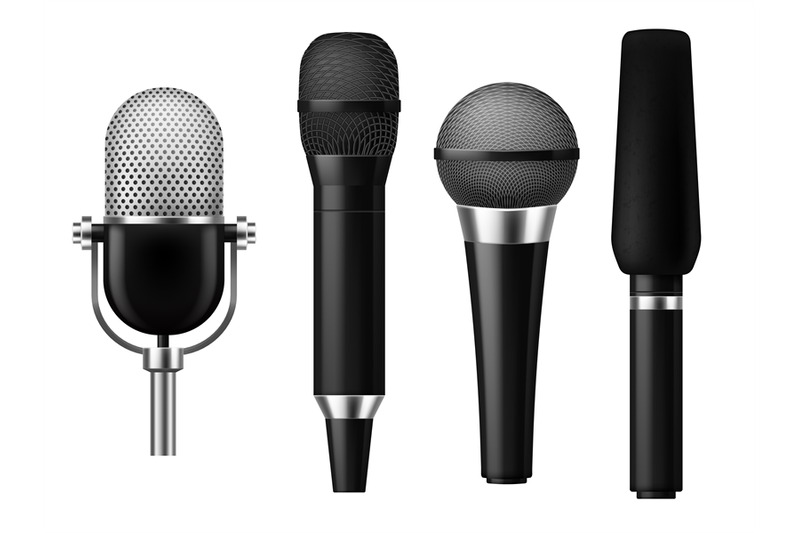 microphones-realistic-mic-conference-news-media-voice-concert-microph