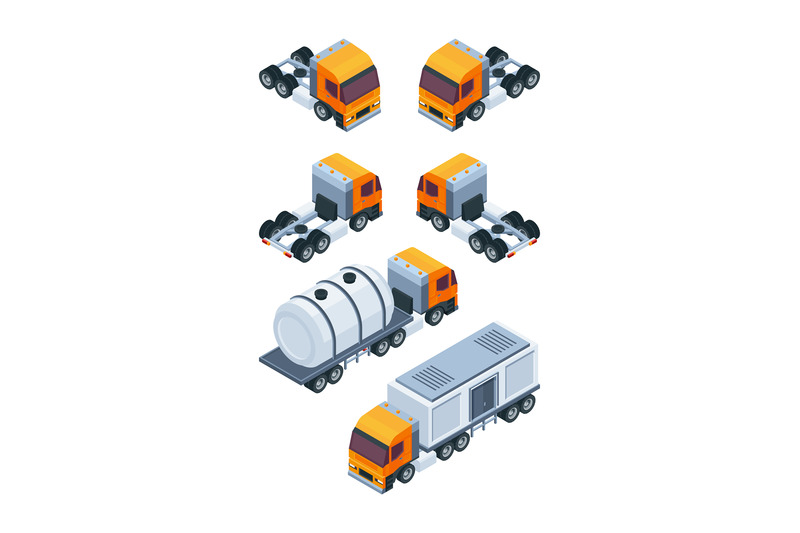 trucks-isometric-pictures-of-various-freight-and-cargo-transport