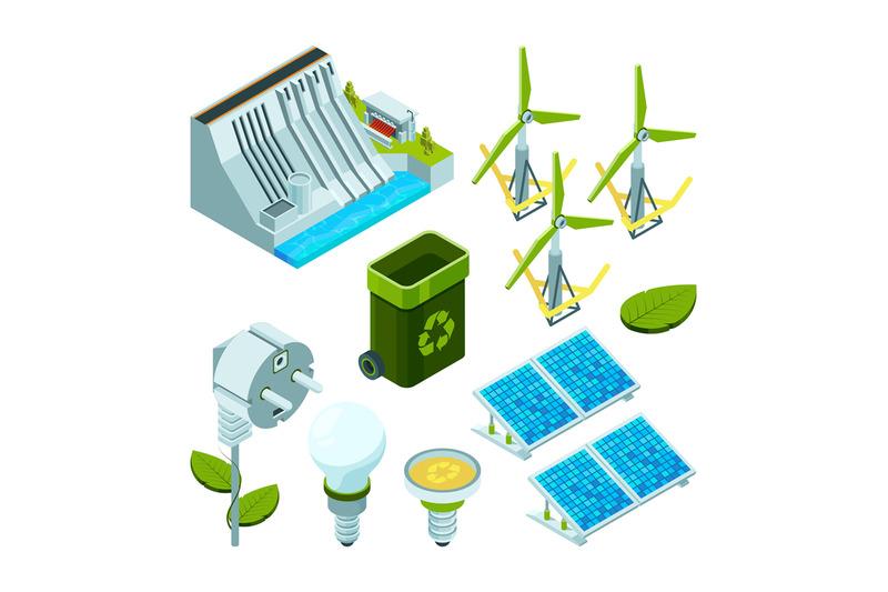 green-energy-saving-factory-power-electric-hydro-turbines-ecosystem-v