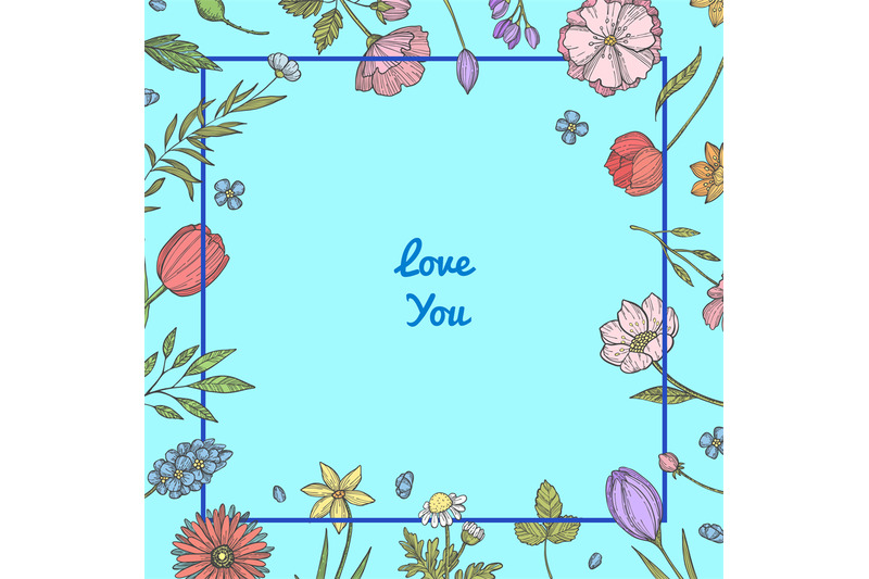 vector-hand-drawn-flowers-background-illustration-banner