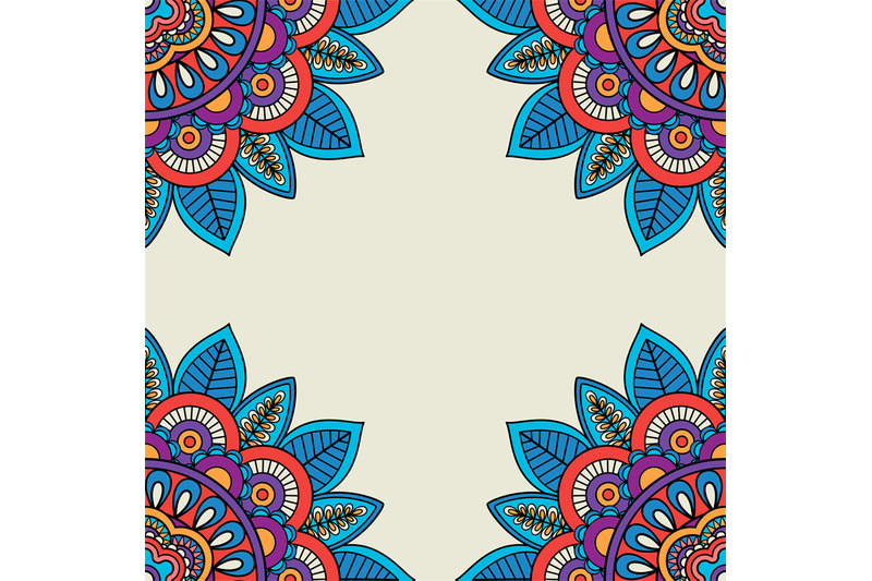 floral-rosettes-doodle-hand-drawn-frame