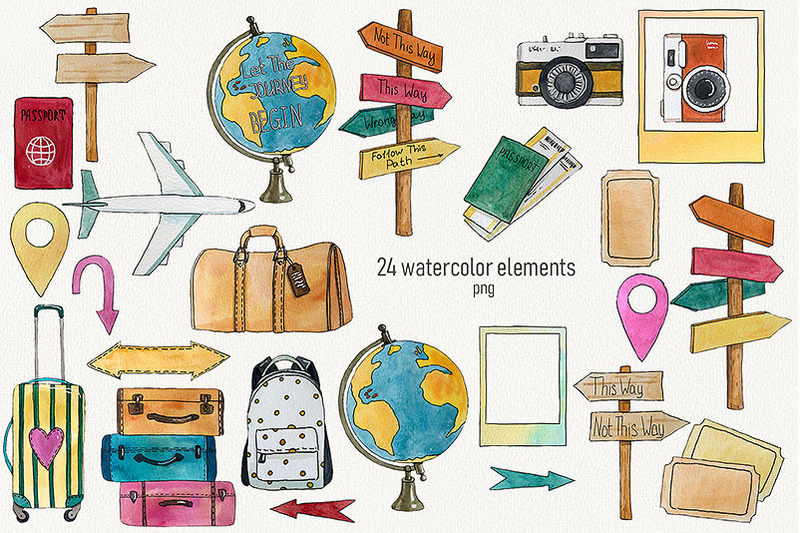travel-the-world-watercolor-set