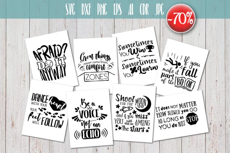 8-hand-lettered-motivation-quotes-bundle-svg