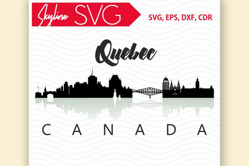 quebec-svg-canada-city-vector-skyline