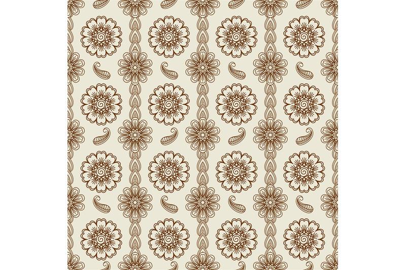henna-floral-seamless-pattern