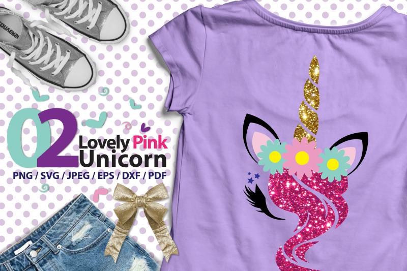 lovely-pink-unicorn-02-high-res-svg-dxf-pdf-png-eps-jpeg