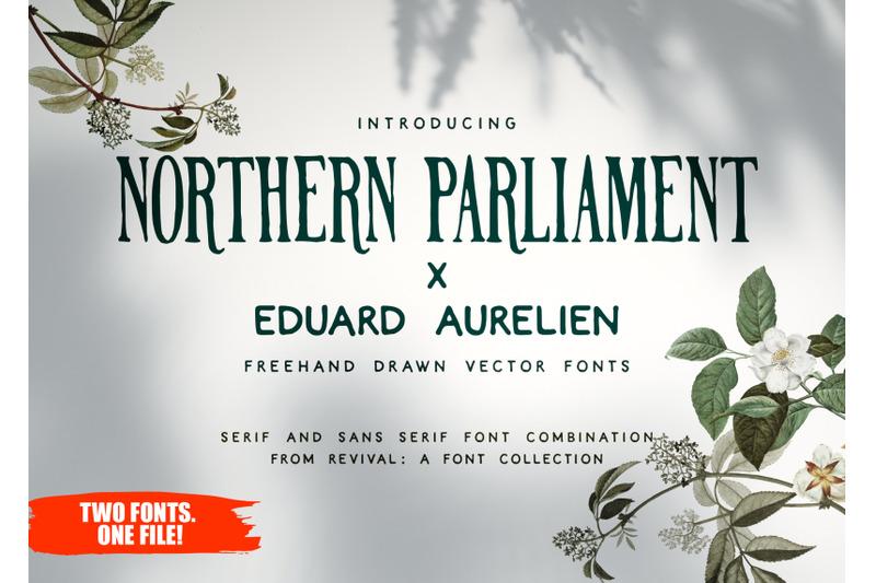 northern-parliament-eduard-aurelien