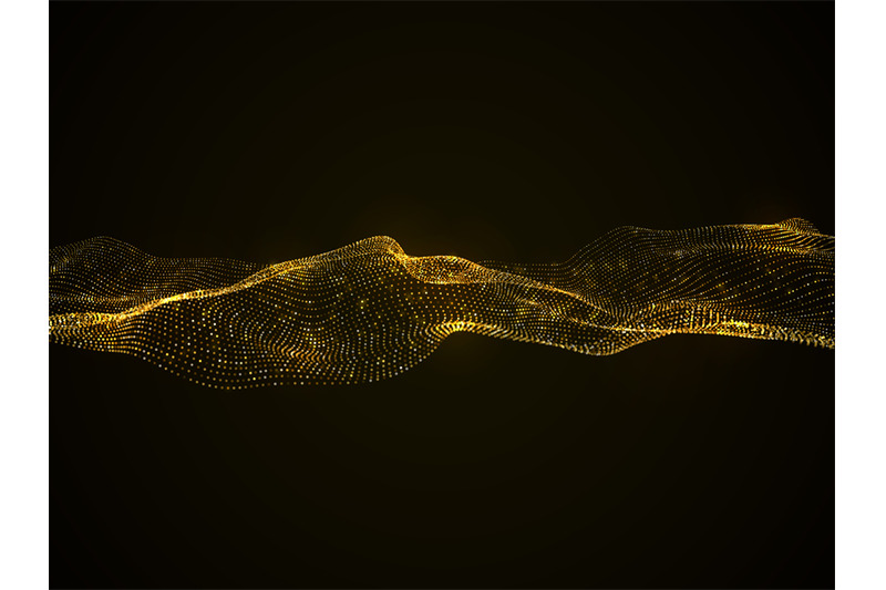 luxury-vector-abstract-background-with-golden-glittering-wave-isolated