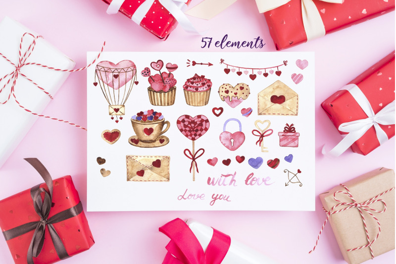 happy-valentine-039-s-day-watercolor-set