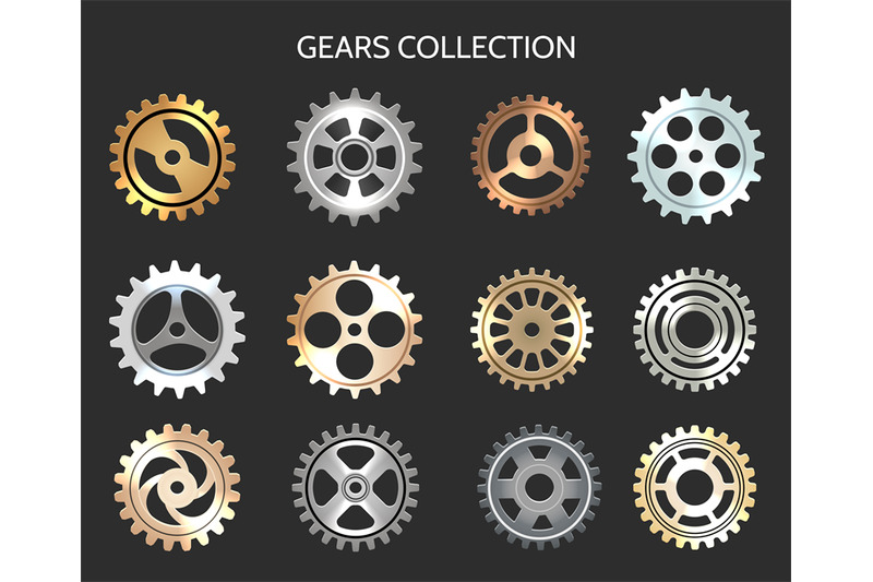 metal-gears-or-clock-cogwheels-icons
