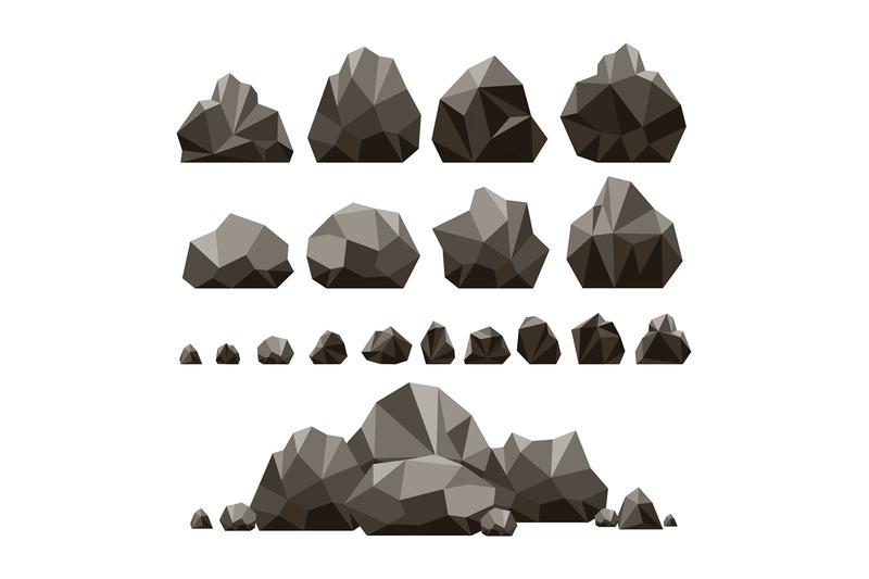 stones-and-rocks-3d-isometric-illustration