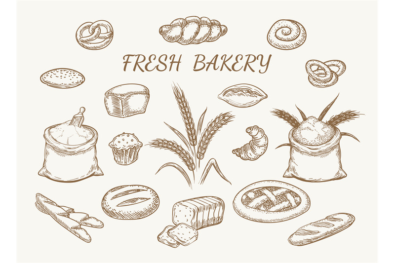 fresh-bakery-elements-sketch