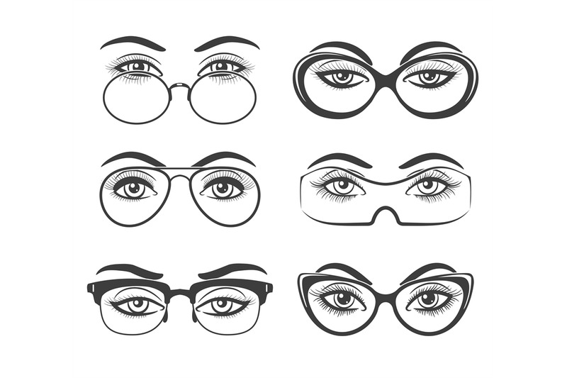 beautiful-female-eyes-in-glasses