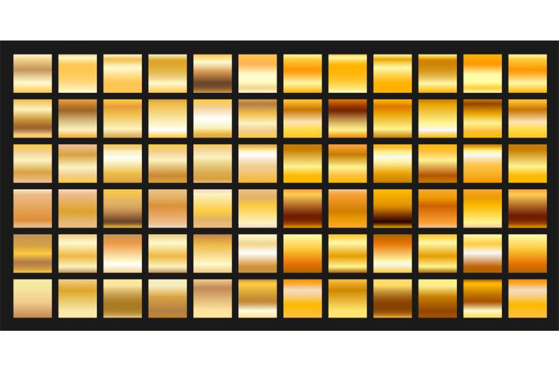 digital-design-golden-gradient-icons