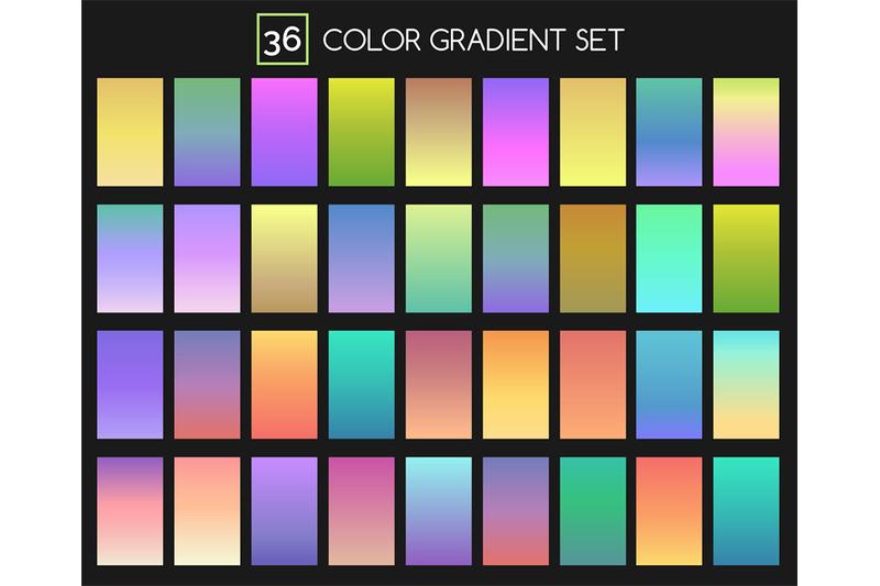 colored-gradient-set