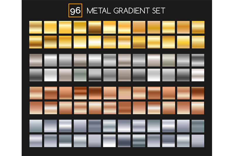 metal-gradient-collection