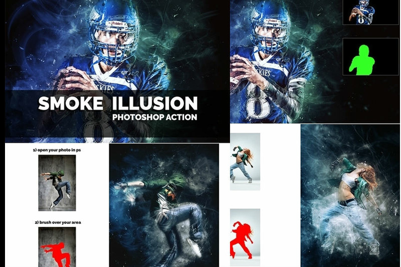 smoke-illusion-photoshop-action