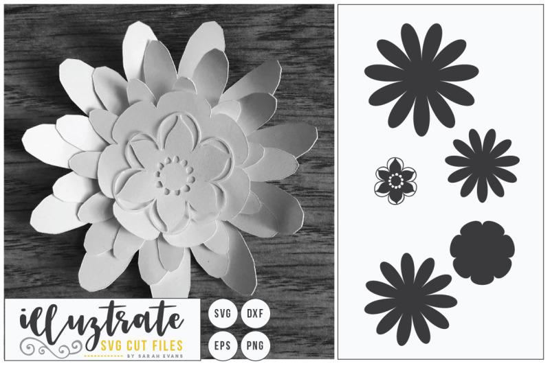 layered-flower-cutting-file-paper-cut-flower-svg-cut-file