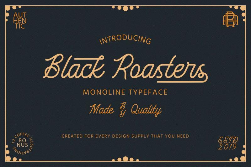 black-roasters