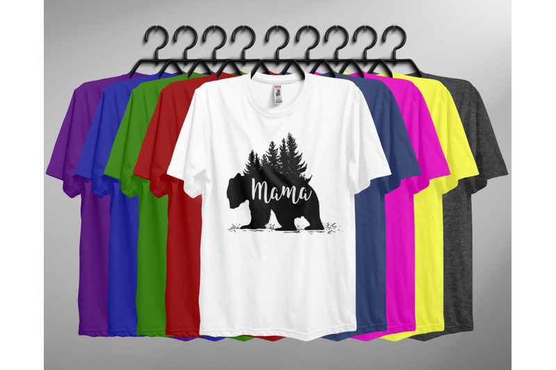 mama-bear-svg-mama-bear-cut-file-silhouette-cricut-instant-download