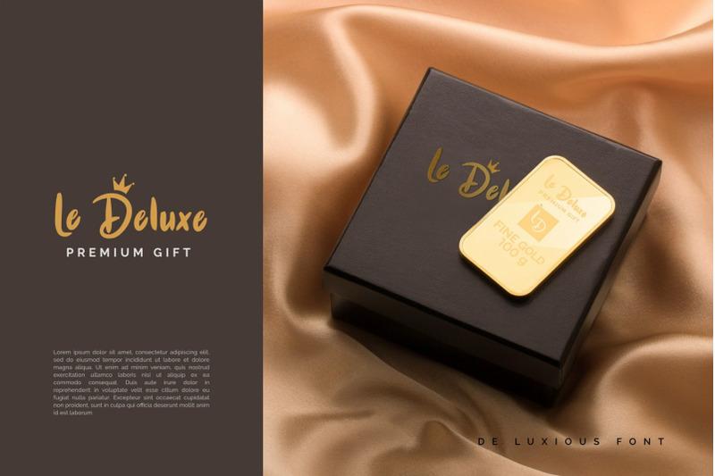 de-luxious