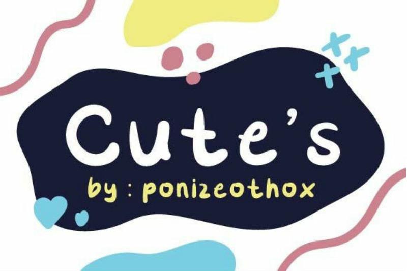 cutes-font