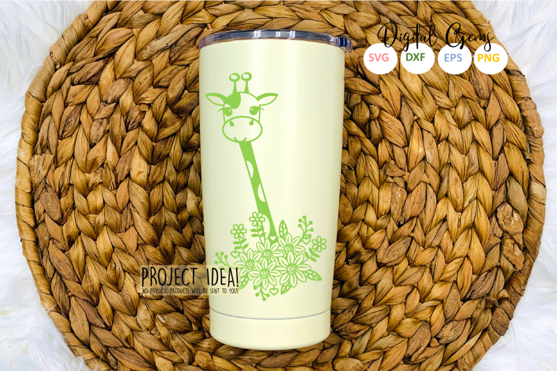 giraffe-papercut-design