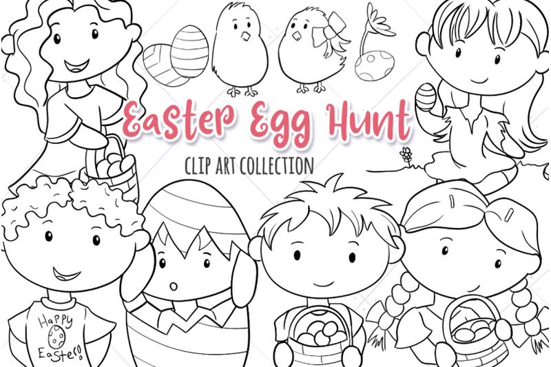 easter-egg-hunt-digital-stamps