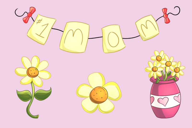 mothers-day-clip-art-collection