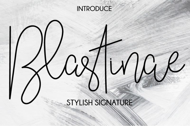 blastinae-signature