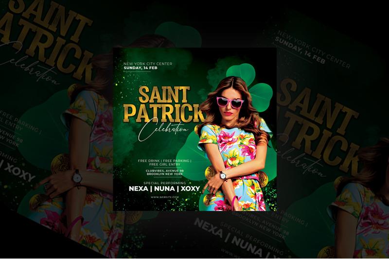 saint-patrick-party-flyer