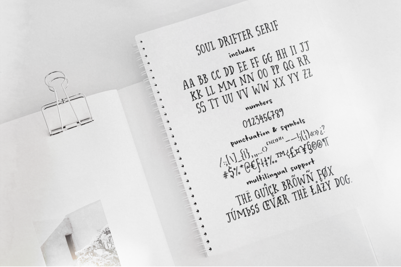 soul-drifter-handwritten-font-family