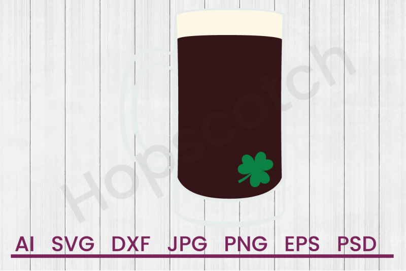 irish-beer-svg-file-dxf-file