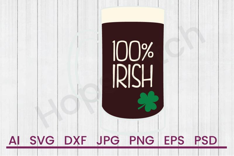 100-irish-beer-svg-file-dxf-file