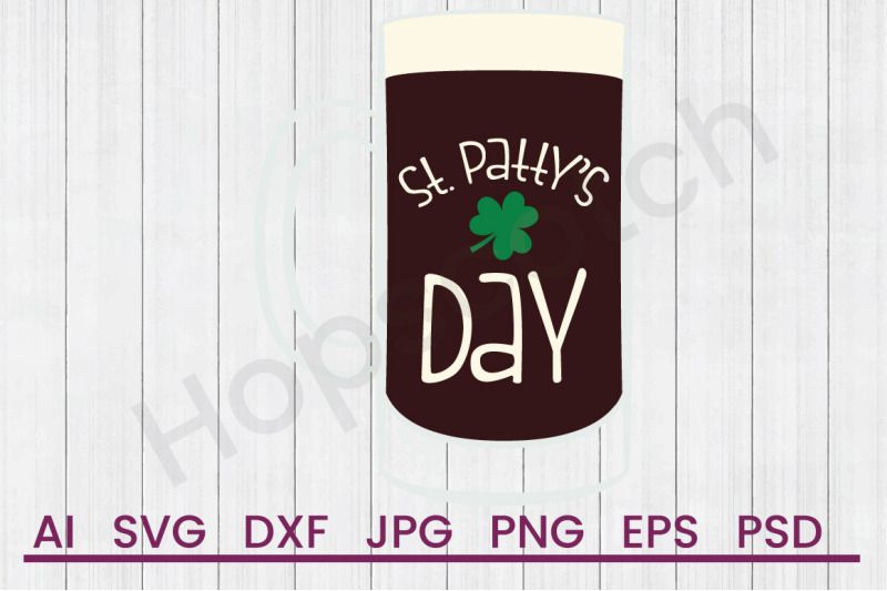 st-pattys-day-svg-file-dxf-file