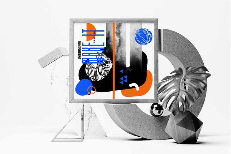 make-it-geometric-collage-set