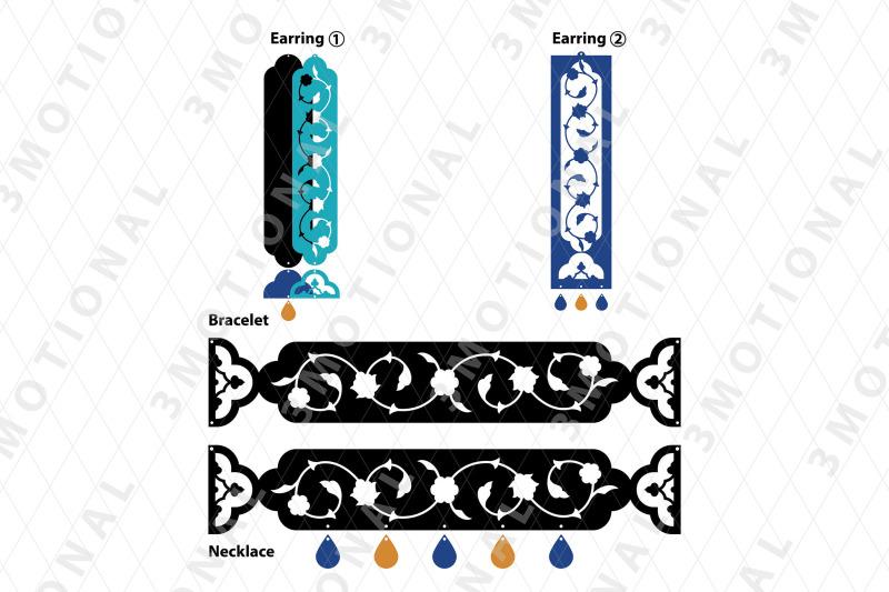 eastern-style-acrylic-leather-wood-jewelry-kit