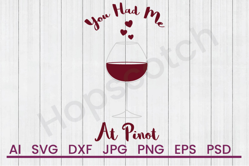 glass-of-pinot-svg-file-dxf-file
