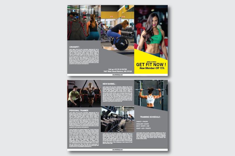 fitness-brochure-tri-fold