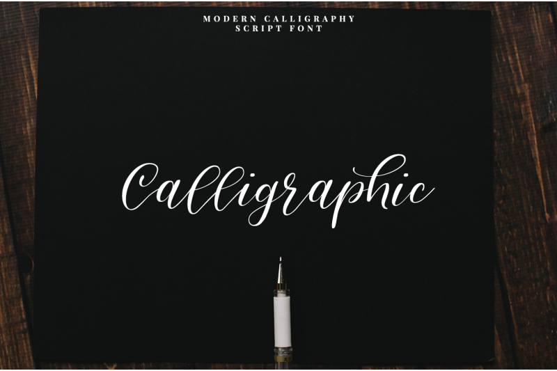 calligraphic-modern-calligraphy-font